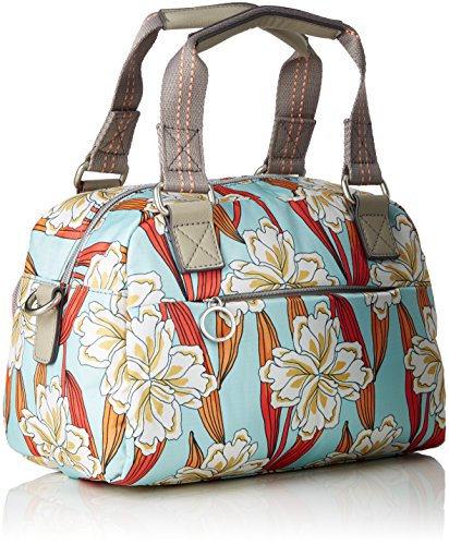 x Handbag Ornament 1 Oilily B Bag Turquoise Shz T 16x20x28 Turquoise Light Charm cm Women's H qFwnOSf