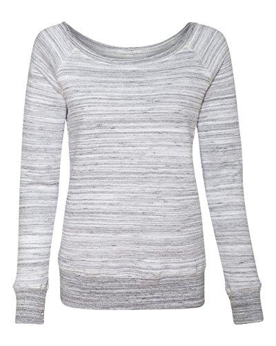 Bella 7501 Womens Sponge Fleece Wide Nec - Bella Four Light Shopping Results
