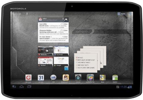 Motorola Xyboard 10.1 Dual-Core 64GB WiFi + 4G LTE Verizon Android HD XOOM 2 Tablet