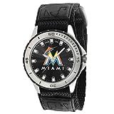 Game Time Men's MLB-VET-FLA Veteran Custom Florida Marlins Veteran Series Watch