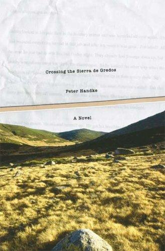 Crossing the Sierra de Gredos: A Novel pdf epub
