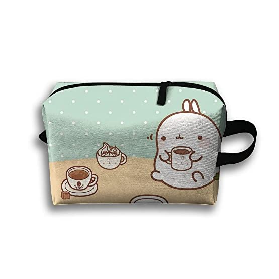 Molang Coffee With Friends - Multipurpose Storage Tote 1