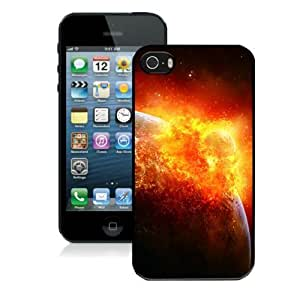 Custom Celestial Body Element Perfect Iphone 5/5s Case Mate Cheap Phone Cool Design Cover in Electronics