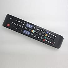 General Remote Control for AA59-00809A Fit for SAMSUNG Smart TV UN40FH5303F UN50F5500AFXZP HG26NA477PF UN60F6200F