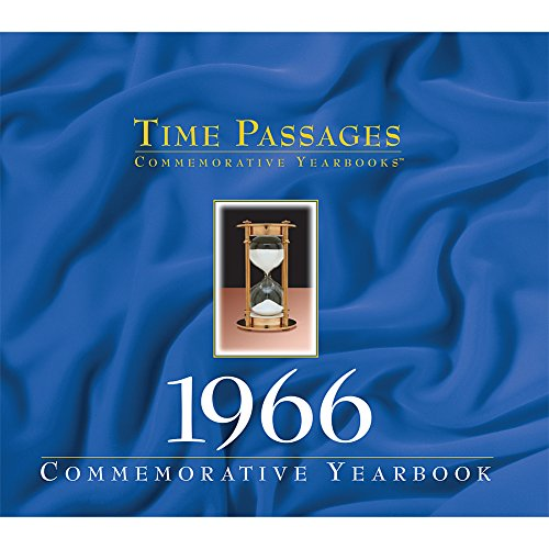 Time Passages 1966 Yearbook