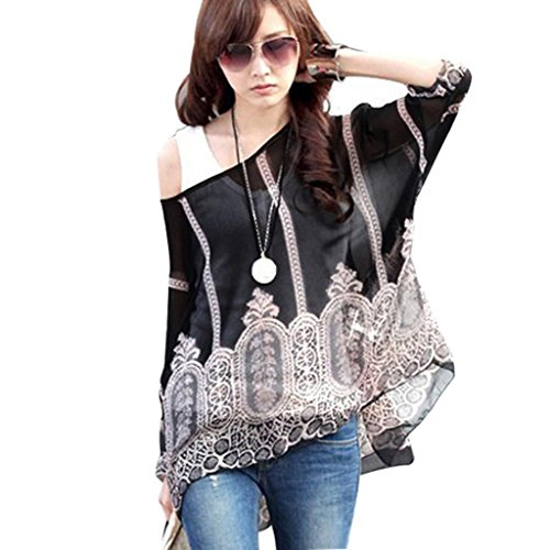 Style Oukin Camicia Tunica Donna 6 wqtHT