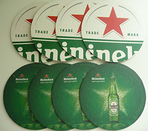 heineken-beer-coaster-set-red-star-set-of-8-eight