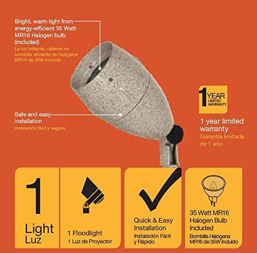 Malibu 35 Watt Floodlight Low Voltage Landscape Lighting