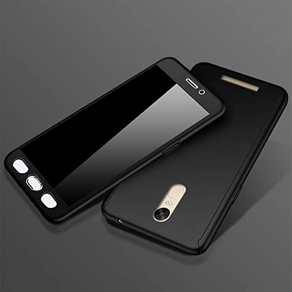 Amazon.com: KCHHA Phone case 360 Full PC Coque for Xiaomi ...