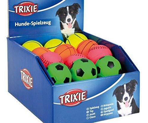 Neón Pequeña Bola de 4 cm Trixie/Gratis/Neón Pequeña Bola de 4 cm ...