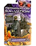 Topps Terminator Salvation John Connor With T-600 Torso Six Inch Action Figure