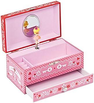 Janod - Caja Musical Rosa con Bailarina [Importado]: Amazon.es ...
