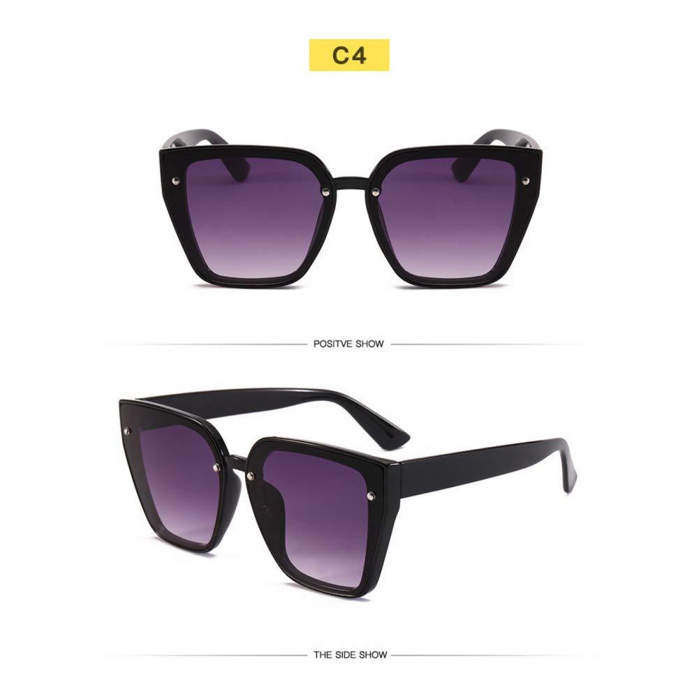 Amazon.com: YLNJYJ Gafas De Sol De Gran Tamaño De Las ...