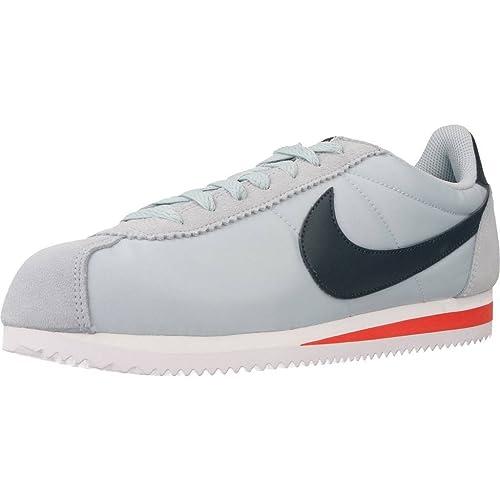 NIKE scarpe unisex sneakers basse 807472 401 CLASSIC CORTEZ
