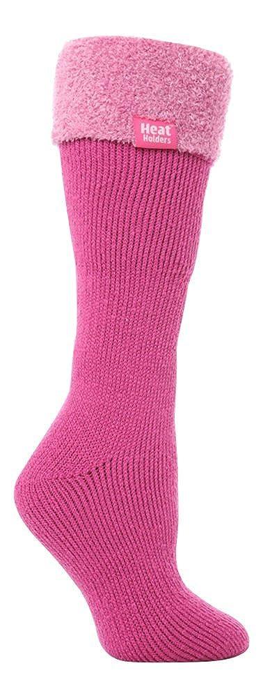 Heat Holder - Calzettoni - Donna Berry / Light Pink Medium LHHBOOTS_0402