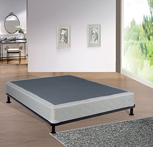 Continental Mattress Queen Size  8'' Fully Assembled Box Spring for Mattress, Hollywood Collection by Continental Mattress