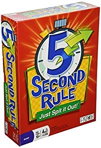 5 Second Rule - Just Spit it Out! from PlayMonster