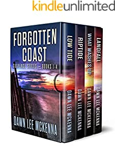 The Forgotten Coast Florida Suspense Series: Books 1-4