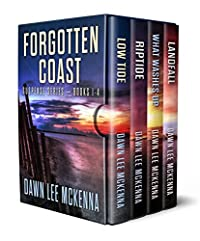 The Forgotten Coast Florida Suspense Series by Dawn Lee McKenna ebook deal