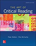 img - for The Art of Critical Reading book / textbook / text book