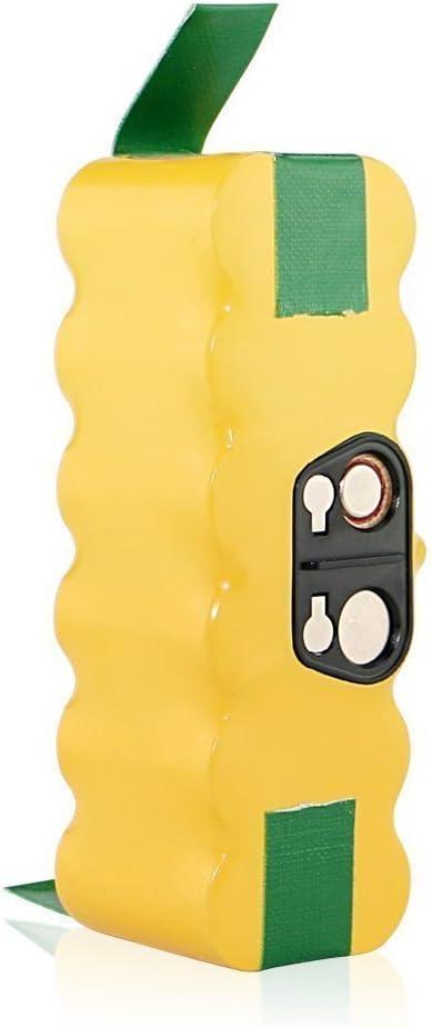 efluky – Batería de Remplazo para iRobot Roomba 3500mAh Ni-MH: Amazon.es: Hogar