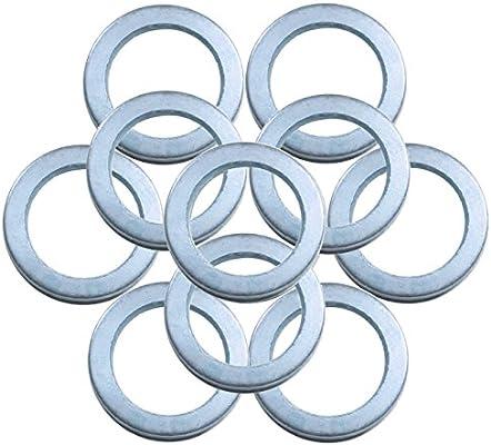 di/ámetro 12,2/mm//17,8/mm para levantar puertas de galvanizadas SBS fitsche anillos 100/unidades