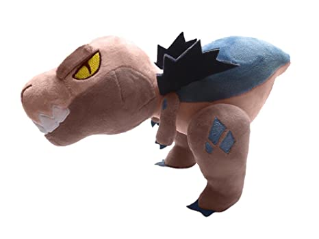 Sakami Merchandise Monster Hunter World Plush Figure Anjanath 23 cm Peluches