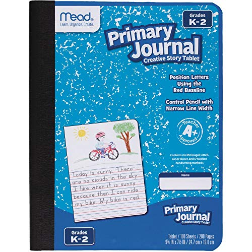 Mead Primary Journal Creative