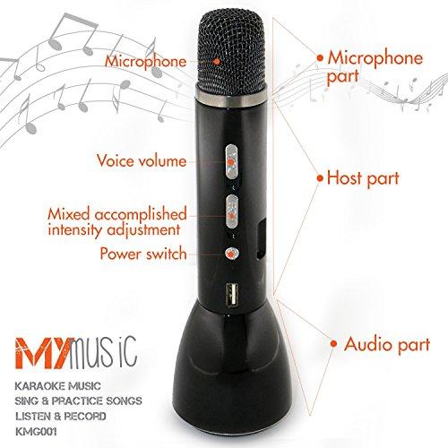 iphone compatible karaoke machine