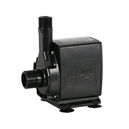 Fish & Aquariums Pumps (water) Submersible Water Pump W/ 15 Ft Power Cord Aquarium Fish Tank To Enjoy High Reputation In The International Market