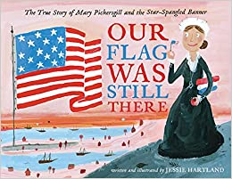 4th of July American National Anthem Flag and Lyrics Travel Bag