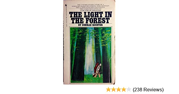 a light in the forest book
