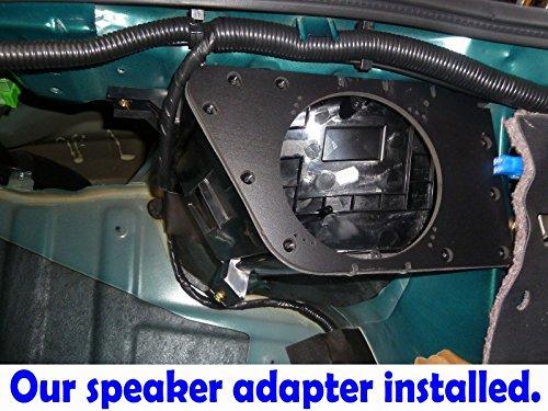 1990 1996 nissan 300zx bose model 6 1 2 6 5 rear speaker adapters sak044 55 one. Black Bedroom Furniture Sets. Home Design Ideas