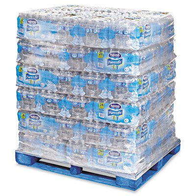 Bottled Natural Spring Water, .5L, Bottles, 1872/Pallet by Nestle Nutritional