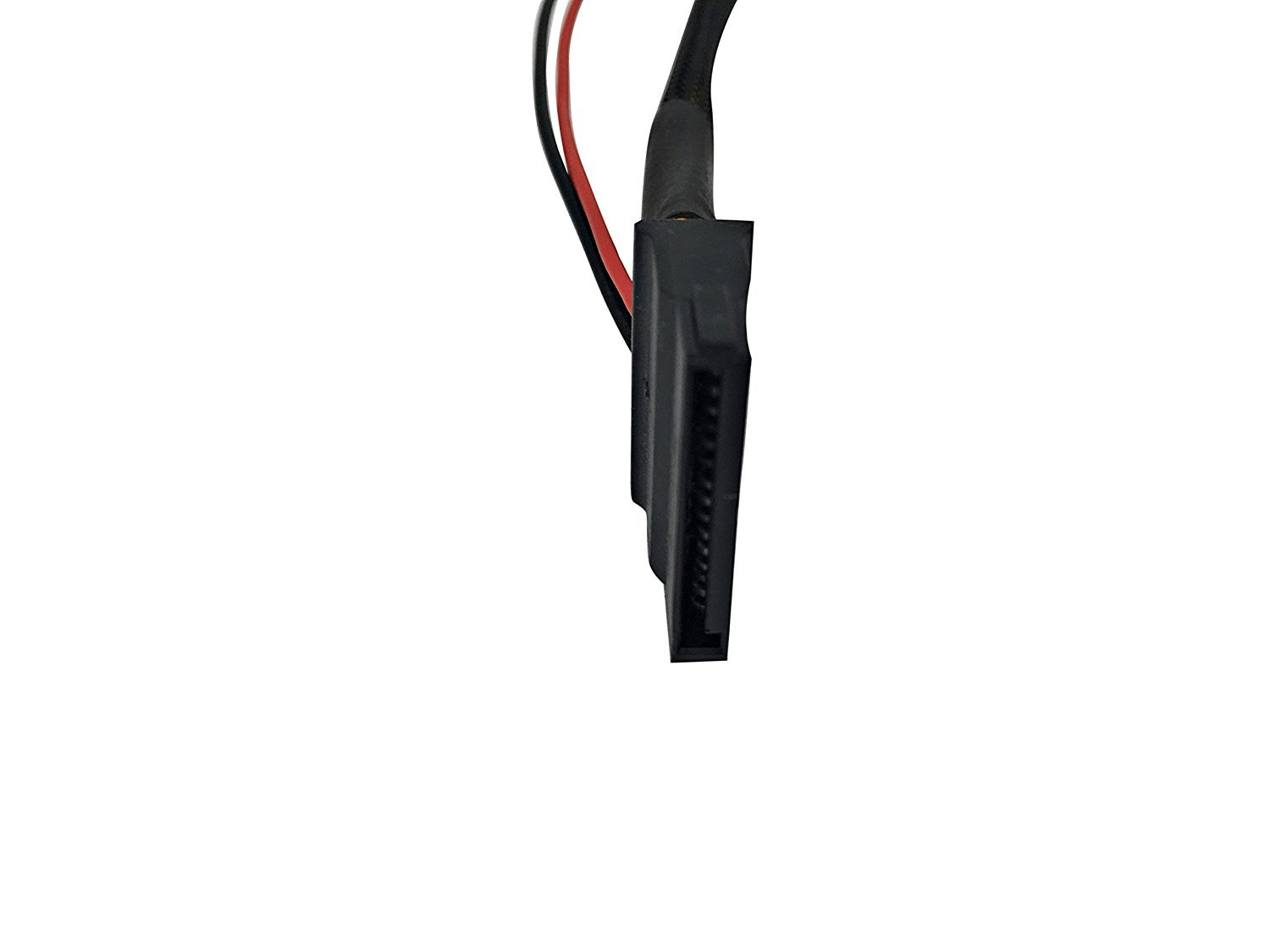 Eyeboot SATA 15P + 6P to 6-Pin Power Supply Cable for SSD hard disk CD-ROM by Eyeboot (Image #2)
