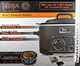 Ninja Mc703 Multi Cooker 3 in 1 Cooking System