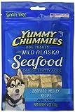 Yummy Chummies Arctic Paws Seafood Medley Dog Treat, 4 oz