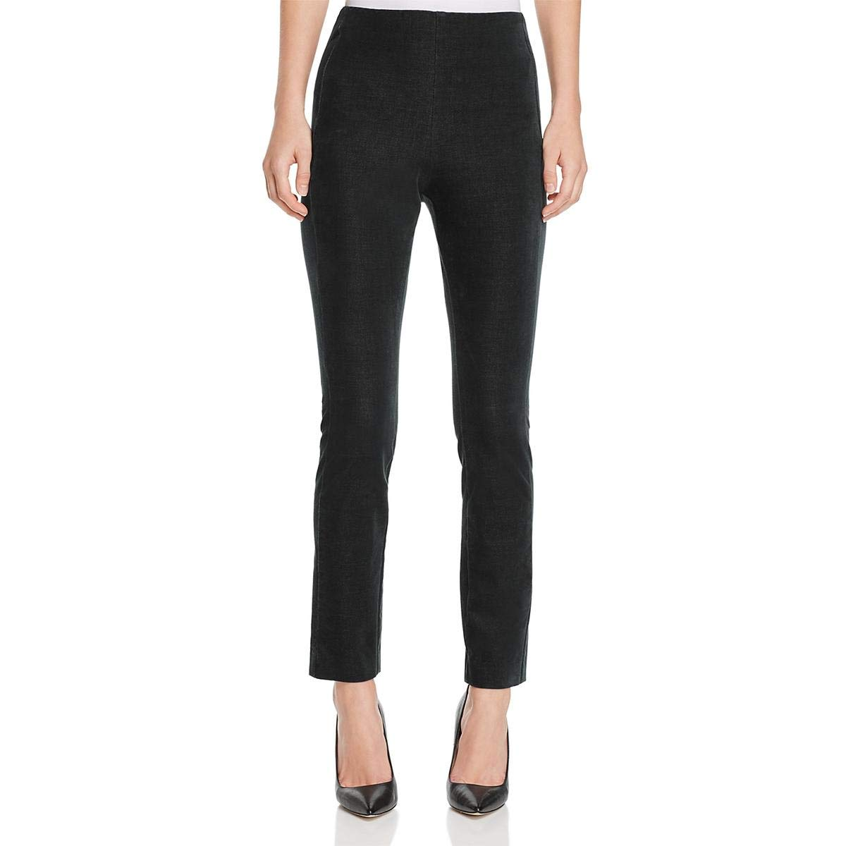 Theory Women's Navaline Velvet Leggings