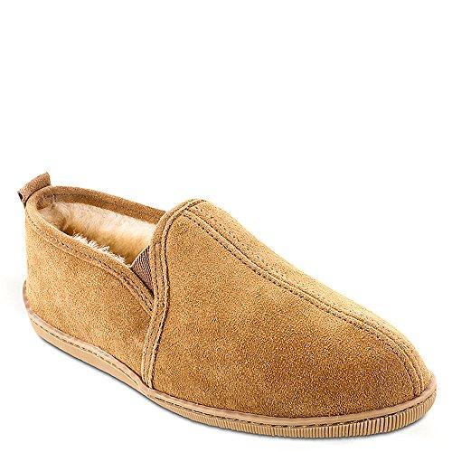 Gore Sheepskin Slipper Tan Size 10 Wide ()