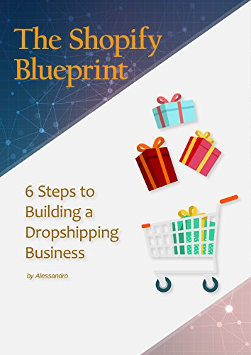 #freebooks – The Shopify Blueprint [FREE until May 25th] (Audible Codes for Reviewers Available as Well)