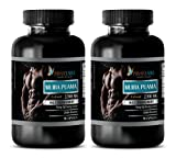 pills for men stay hard - MUIRA PUAMA EXTRACT 2200Mg - MALE ENHANCEMENT - brain and memory booster - 2 Bottles (180 Capsules)