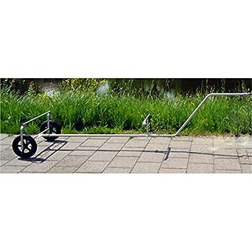 Remolque de bicicleta para tabla de windsurf