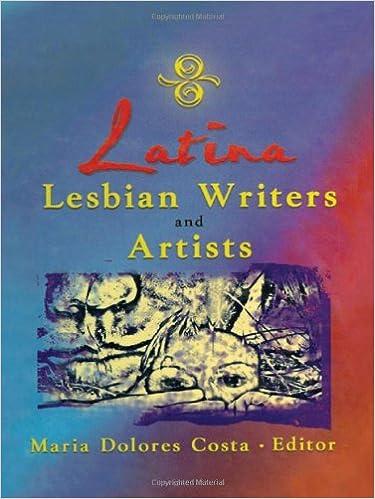 Latina Lesbian Writers and Artists