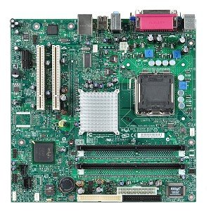 Motherboard 915g (Intel D915GAG Intel 915G Socket 775 micro-ATX Motherboard w/Video, Audio & LAN)