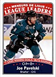 shark 652 - 2016-17 O-Pee-Chee Hockey #652 Joe Pavelski LL San Jose Sharks