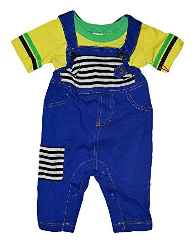 Harajuku Mini Overall Outfit for Baby Boys (18 mon)