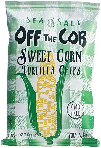 sweet corn potato chips - 8