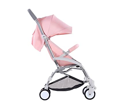 XnZLXS-Cochecitos Bebé Carro portátil niño Ligero Plegable Cuatro Estaciones Paraguas Coche 0-3