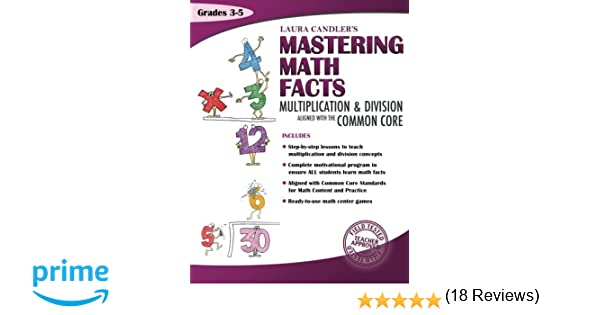 Math Worksheets 3rd grade free math worksheets : Amazon.com: Laura Candler's Mastering Math Facts - Multiplication ...