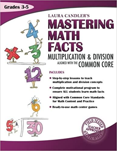 Amazon.com: Laura Candler's Mastering Math Facts - Multiplication ...